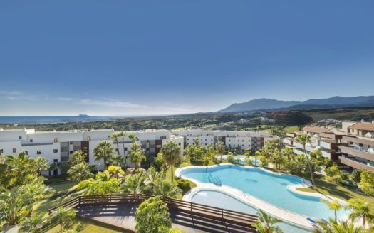 ARFA914 - Apartments with sea- and golf views in Los Flamingos in Benahavis
