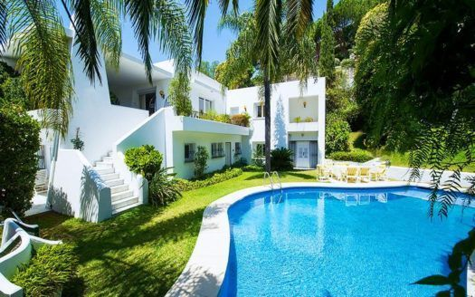 ARFV1735 - Beautiful villa vor sale in Rio Real in Marbella