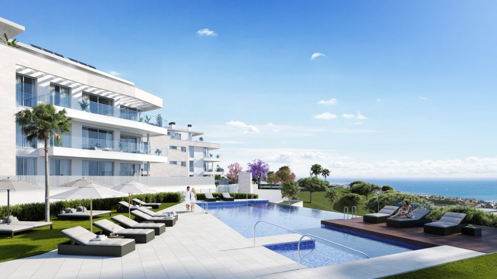 ARFA1253-1 - Fantastic new apartments and penthouses for sale in Mijas Costa