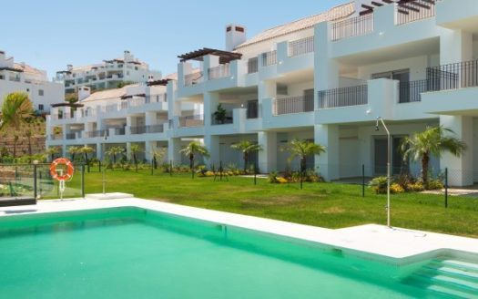 ARFA713 - Apartments for sale in La Mairena in Ojen