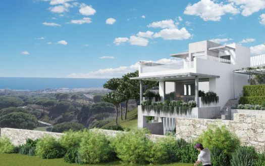 ARFTH127 - 23 townhouses and 2 villas for sale in Cabopino in Marbella