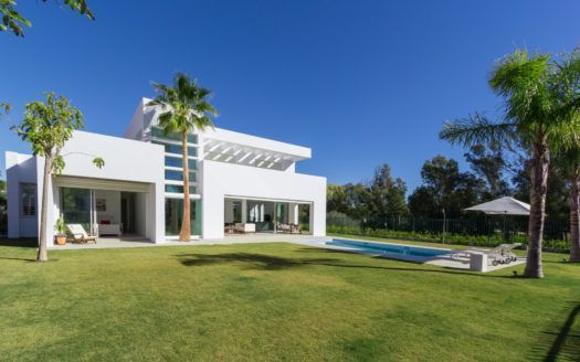 ARFV2032 - New-built villa for sale in Casasola in San Pedro de Alcantara