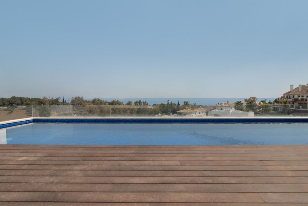 ARFA1045 - Luxury ground floor apartment for sale on the Golden Mile in Marbella