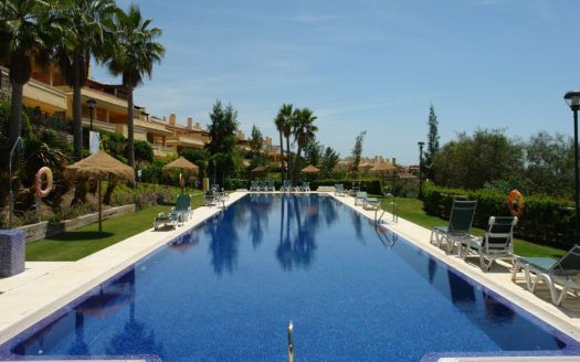 ARFA1369 - Exclusive apartment for sale on the Golden Mile in Marbella
