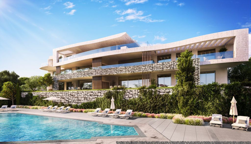 ARFA - 1365 Exceptional apartments and penthouses above the rooftops of Marbella