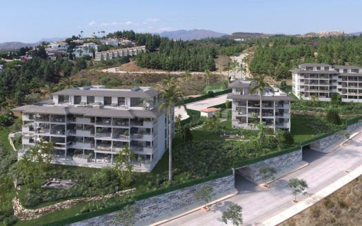 ARFA1269 - Projected apartments and penthouses for sale in Mijas Costa