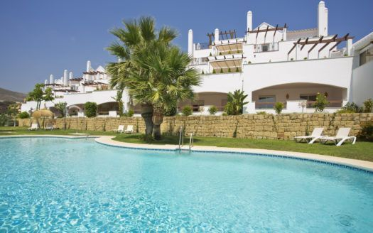 ARFA1191 - Apartments and Penthouses for sale in Nueva Andalucia