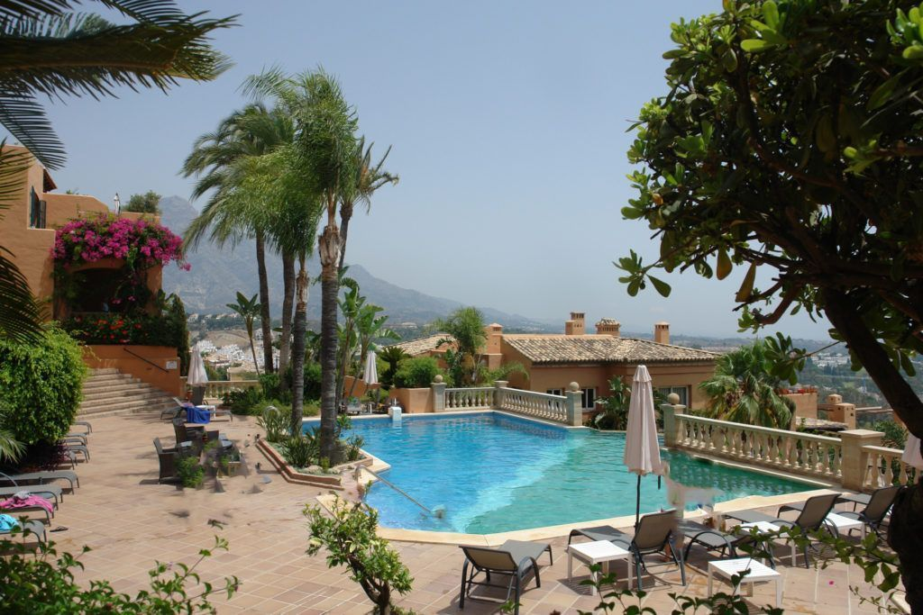ARFA1376 - Penthouse with incredible sea views for sale in Nueva Andalucia