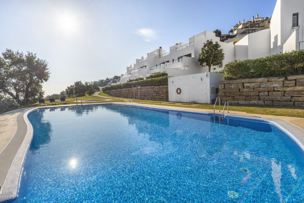 ARFTH160 - 26 hillside townhouses with lovely sea views for sale in La Mairena
