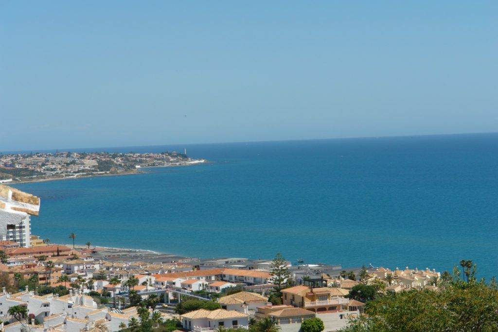 ARFA1327 - Penthouse for sale with sea views in Miraflores in Mijas-Costa