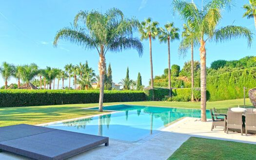 ARFV2175 - Impressive luxury villa for sale in the Sierra Blanca on the Golden Mile in Marbella